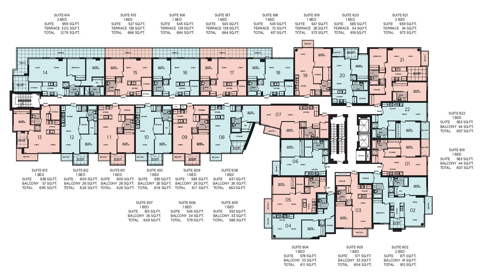 One level townhome floor plans for 1 level floor plans